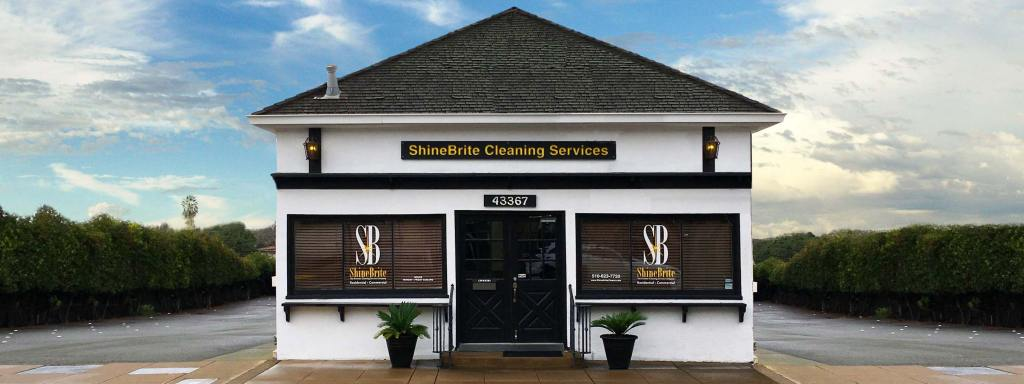 Shinebrite Cleaning Building
