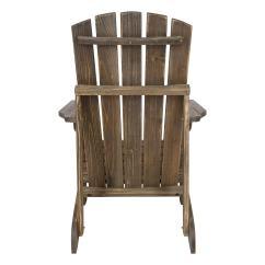 Distressed Adirondack Chairs White Swivel Desk Lakewood Rustic