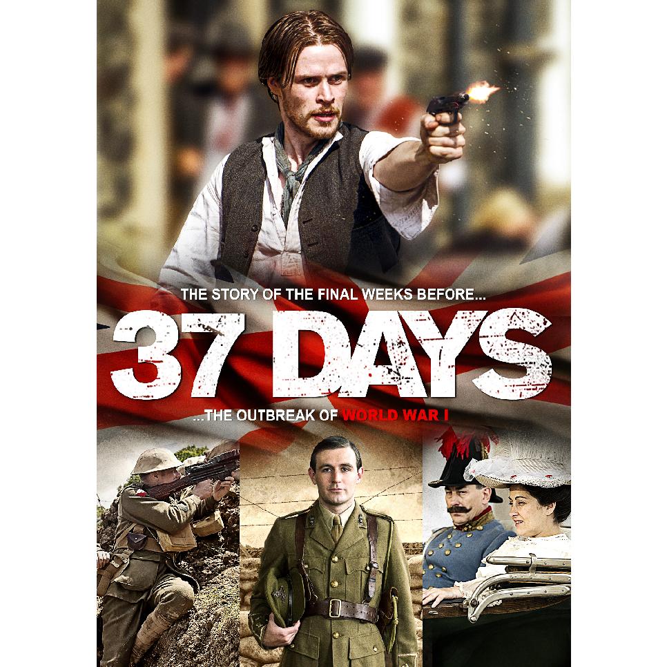 37 Days Keyart