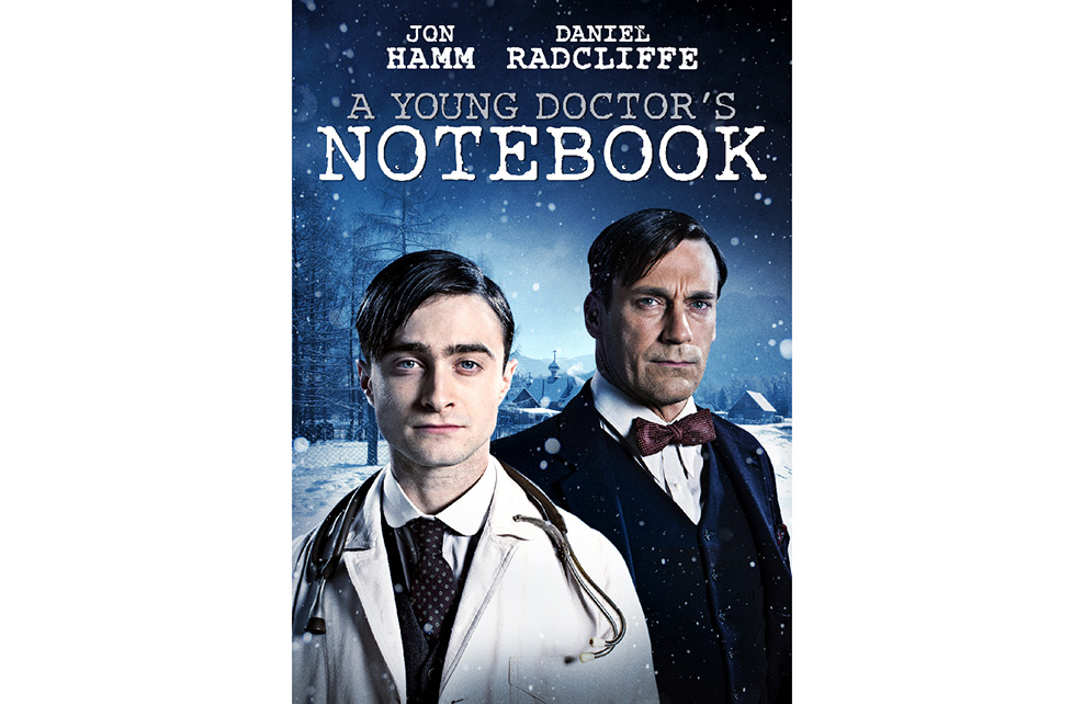 A Young Doctor's Notebook - Jon Hamm - Daniel Radcliffe
