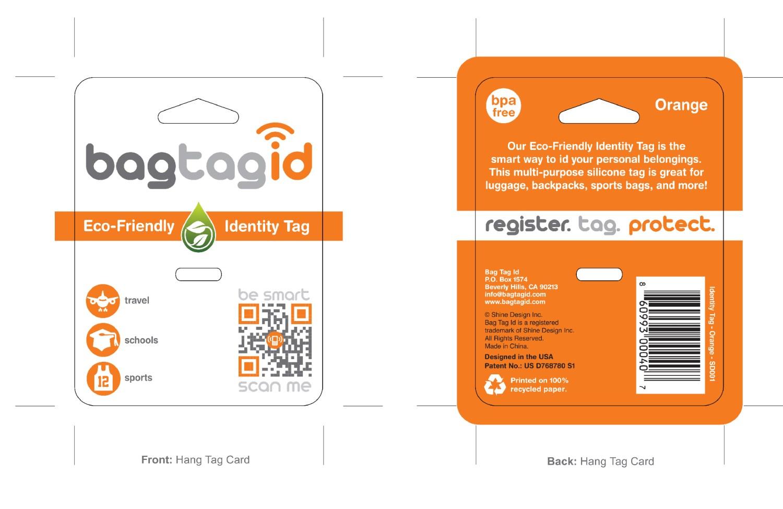 Bag Tag ID Packaging 2