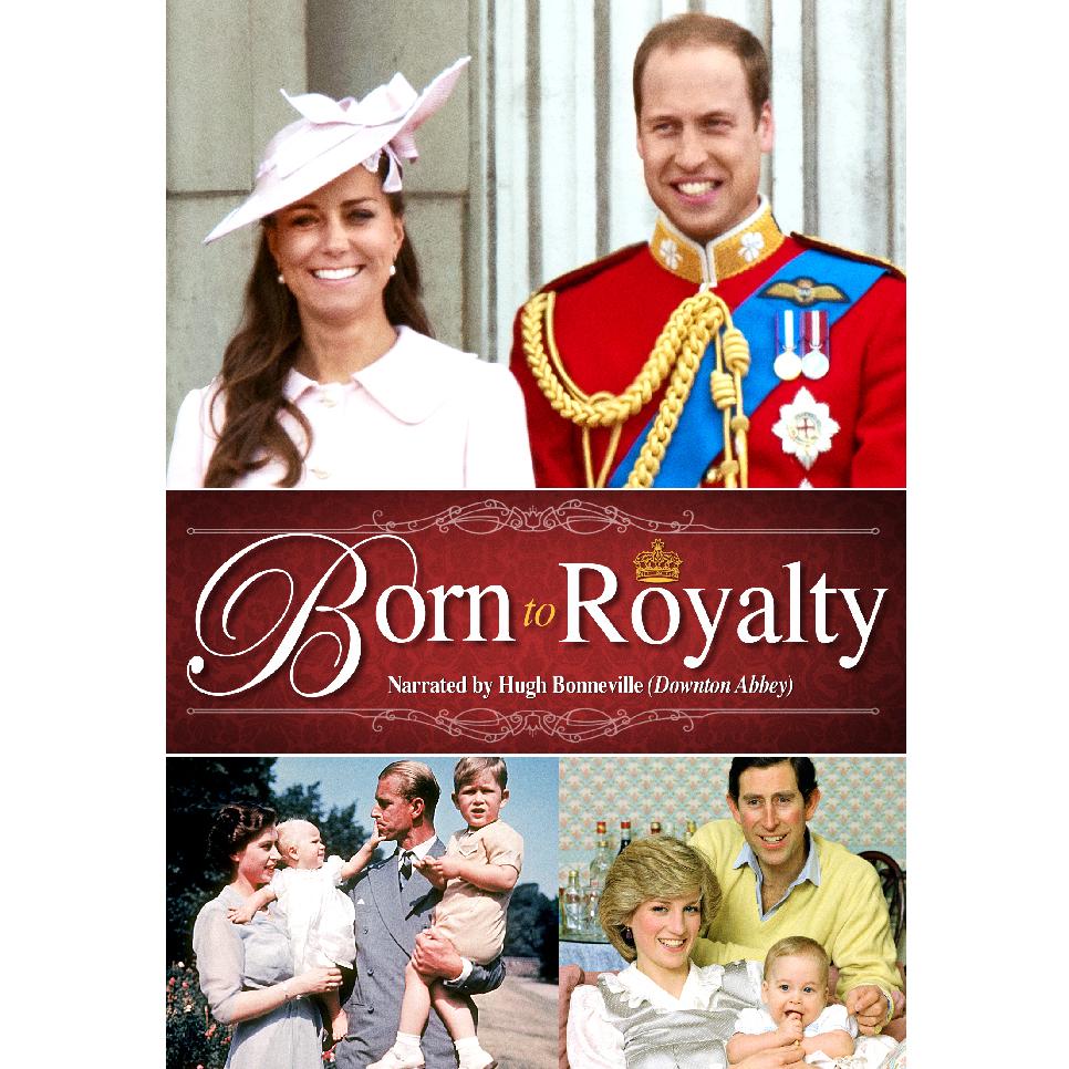 Born to Royality Keyart