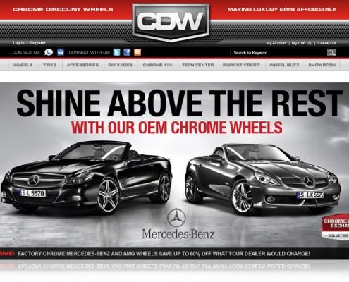 Chrome Discount Wheels Digital Ads 5