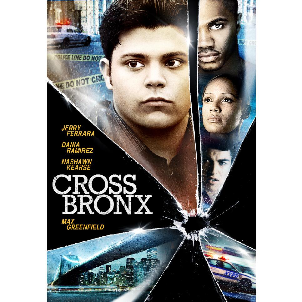 Cross Bronx Keyart