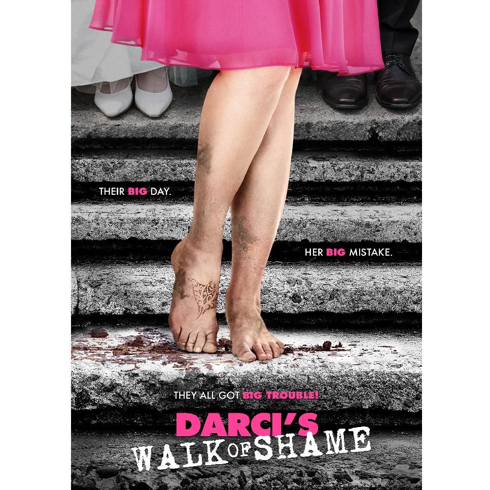 Darci's Walk of Shame Teaser Keyart