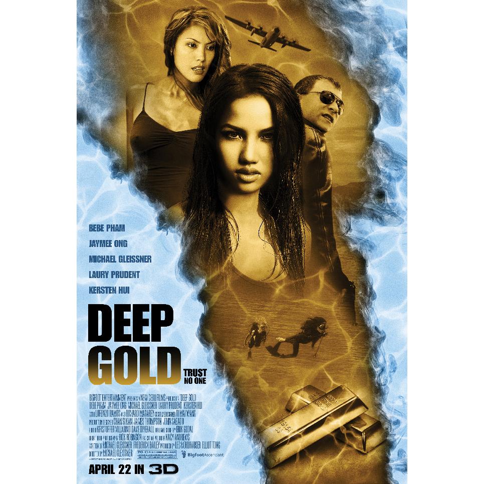 Deep Gold Keyart 2