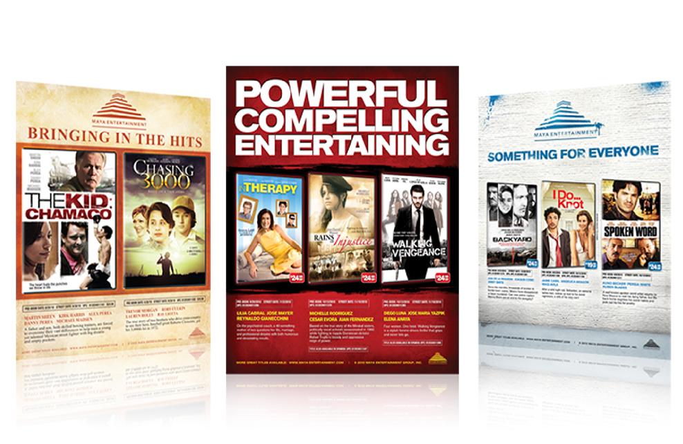 Film Industry Ads