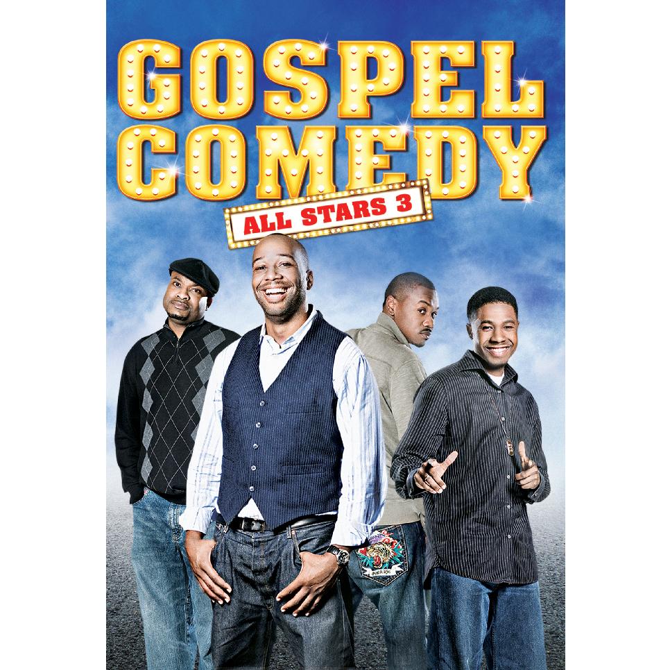 Gospel Comedy AllStars 3 Keyart