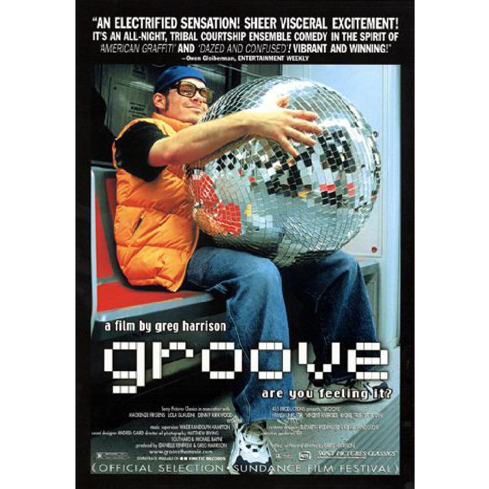 Groove Keyart