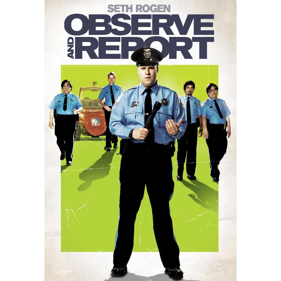 Observe and Report Keyart