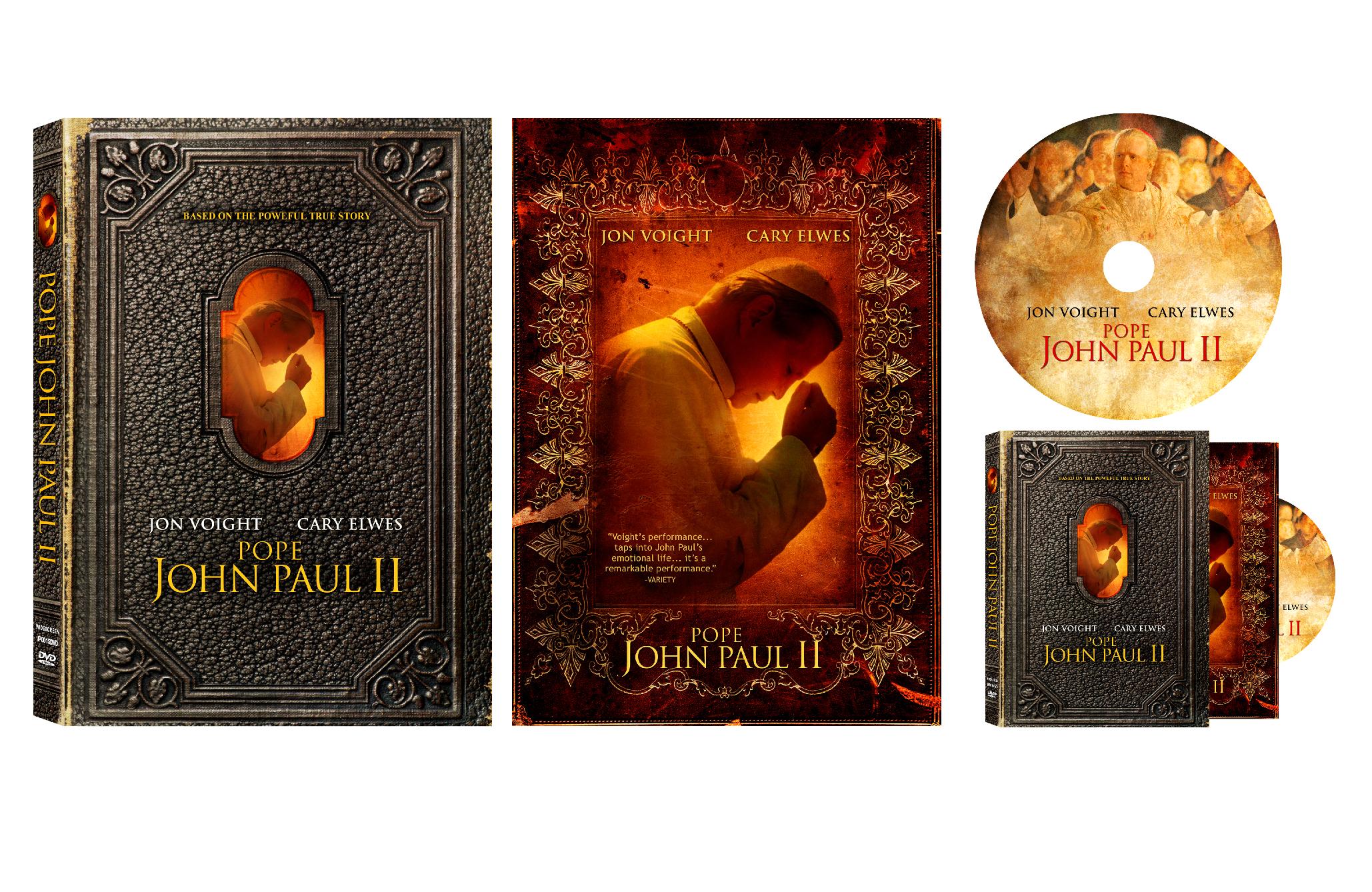 Pope John Paul II Special Packaging