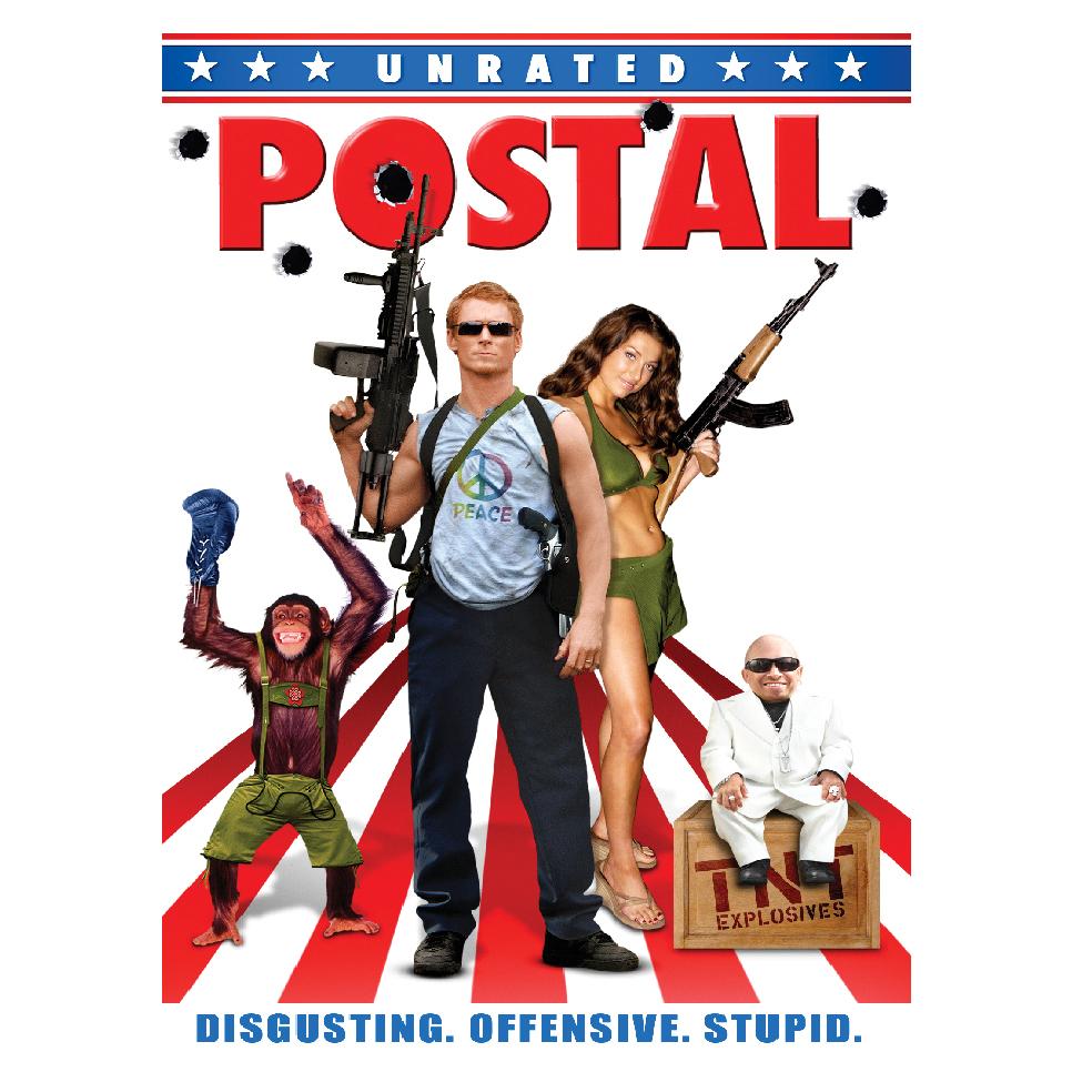 Postal Keyart