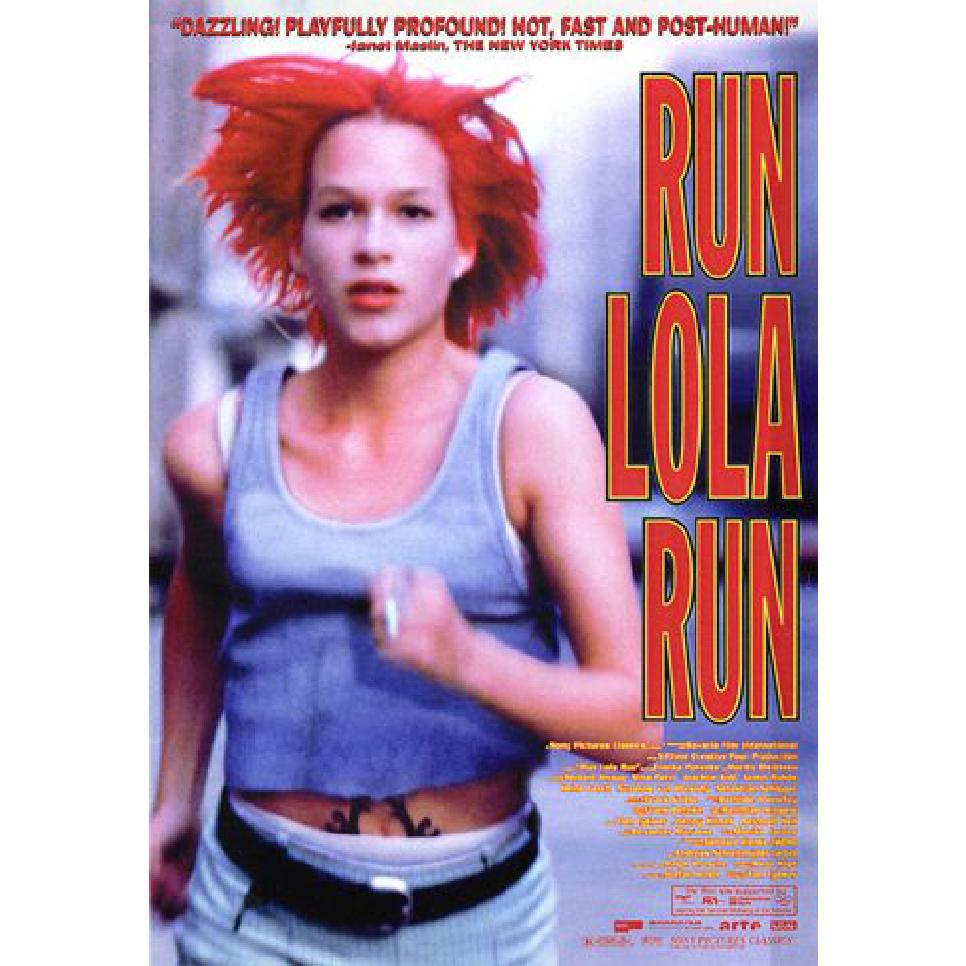 Run Lola Run Keyart