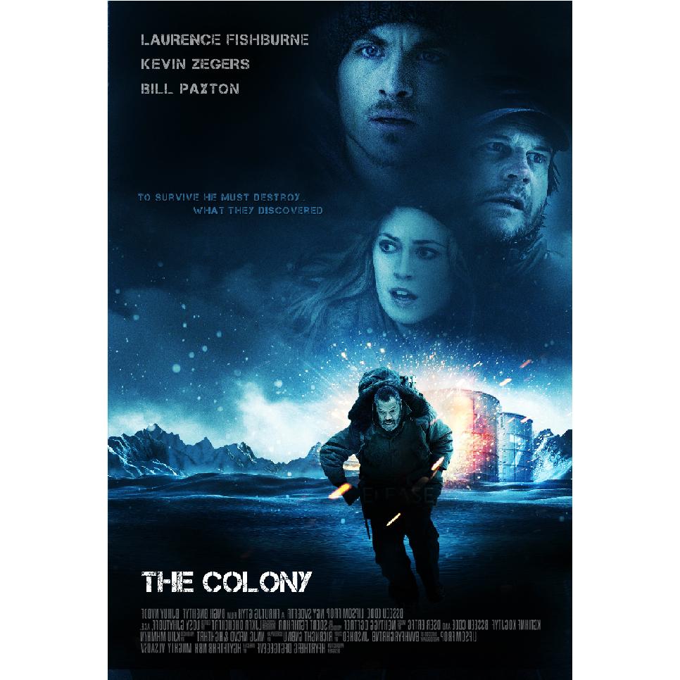 The Colony Keyart 2