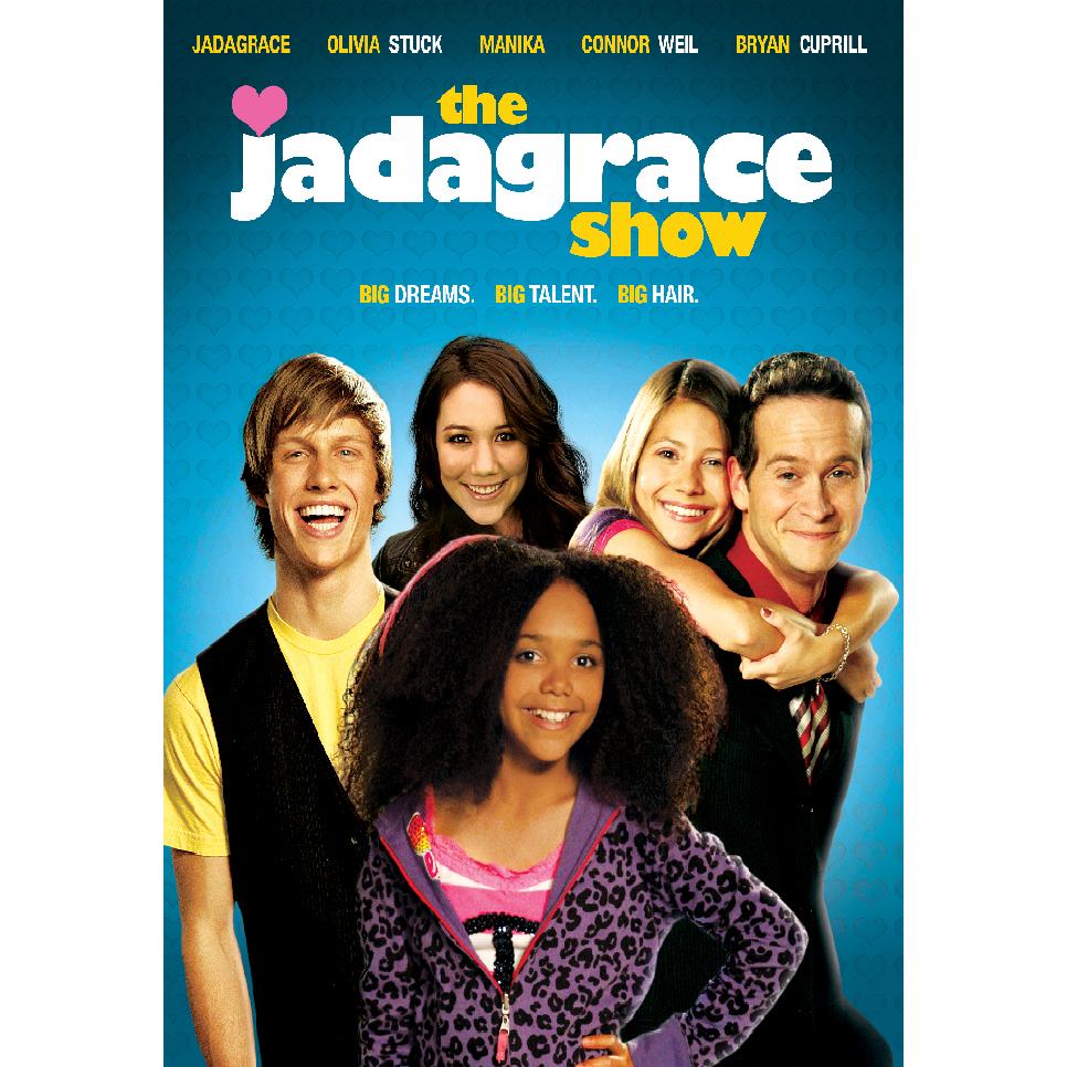 The Jada Grace Show Keyart