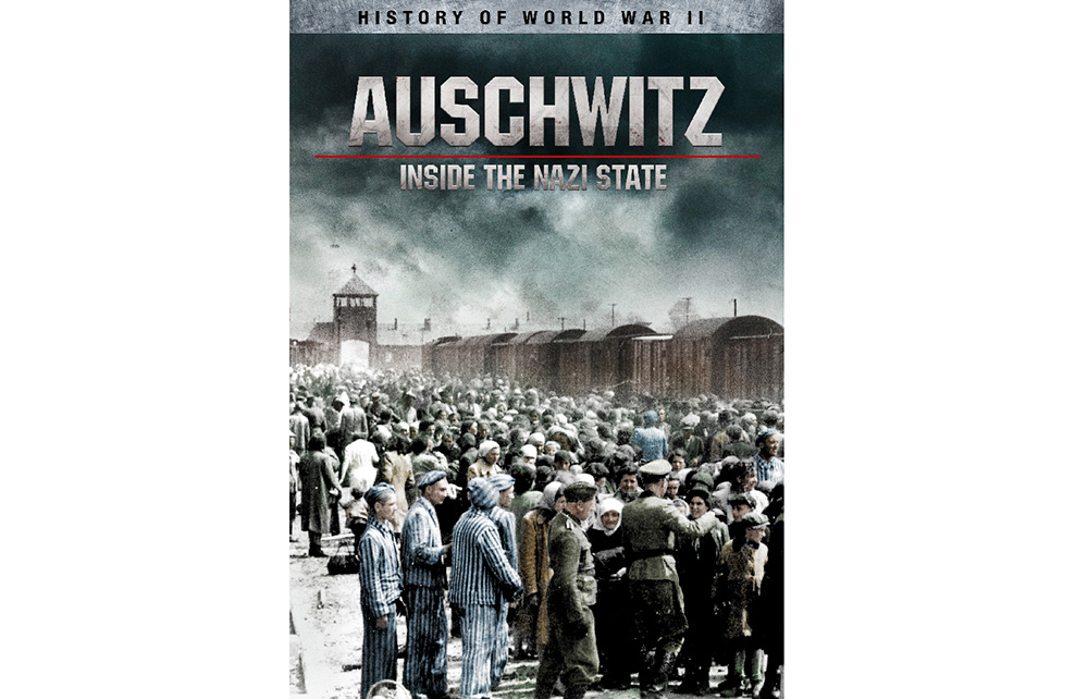 WW2 - Auschwitz - Keyart