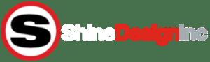 Shine Design Inc Logo Footer
