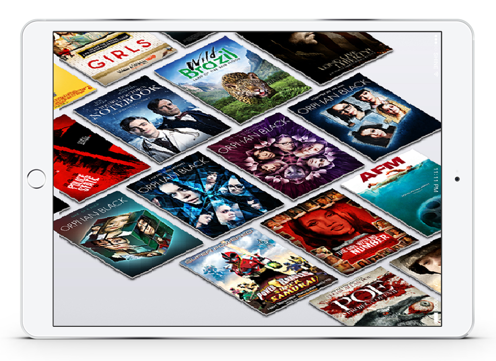 Shine Design Services Keyart for Theatrical, television Home Entertainment and Streaming Platforms