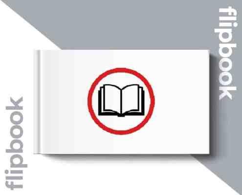 Shine Design Inc - Portfolio - Flipbook - Icon