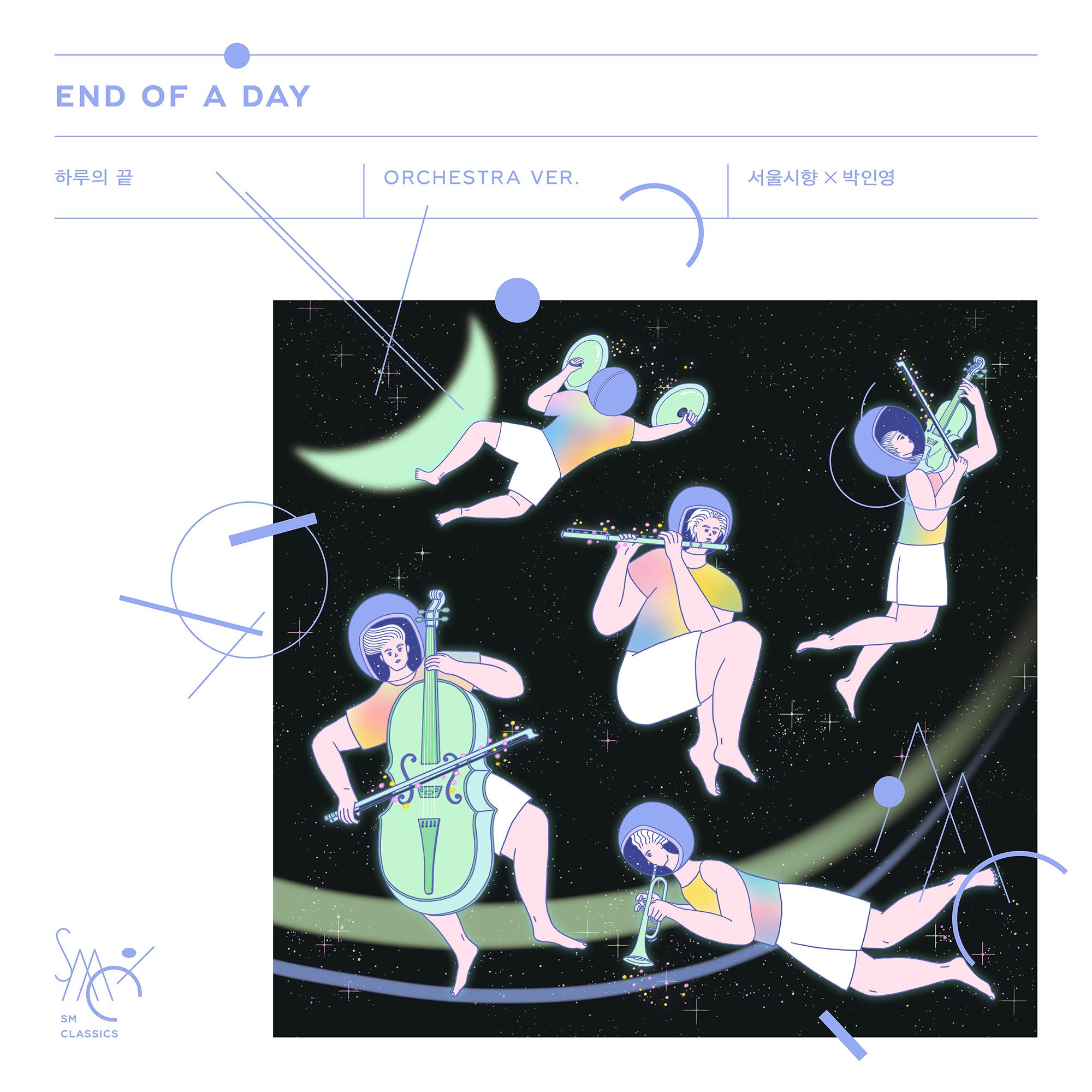 "JONGHYUN: ""End Of A Day"" Orchestra Ver. 7/24 Release~!"