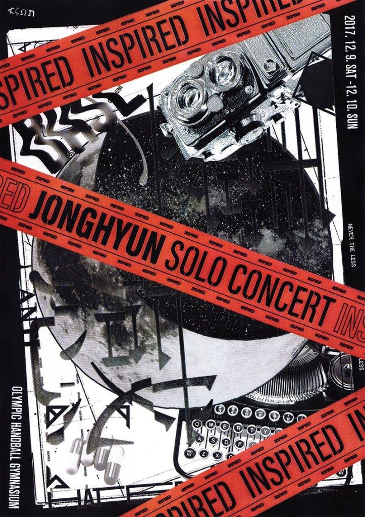 Concert] Jonghyun: INSPIRED in Seoul – SHINee USA