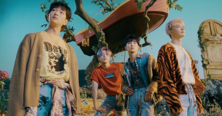 """SHINee: """"Atlantis"""" 7th Full Album Repackage 4/12 Release~!"""