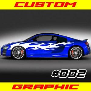 Car Graphics 002