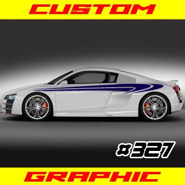 car graphics 327