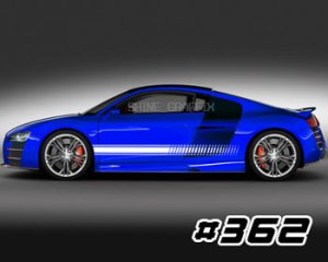 Car graphics 362