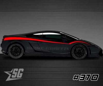 Lamborghini car graphics 370