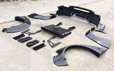 GTR Wide Full body kit R35 parts