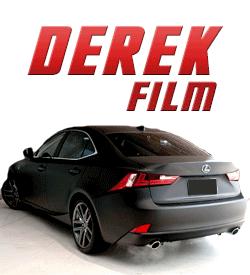 Derek Car Wrap Film
