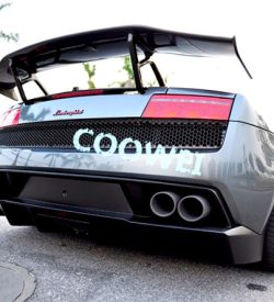Lambo gallardo rear sp wing