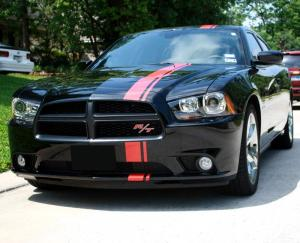 "universal rally stripe 6"" wide charger"