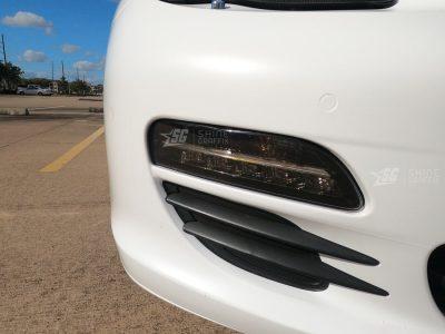 Porsche Panamera Mods tint 970 G1 Turn Signals Tint Passenger Side