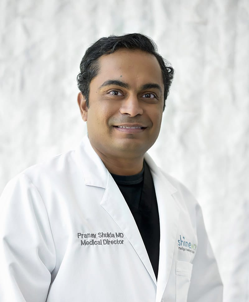 Portrait of Dr. Pranav Shukla