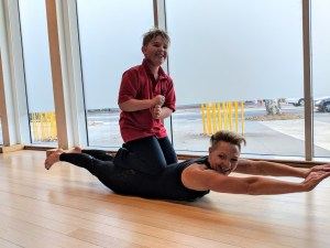 Come join our Shine Om Family Yoga in Belconnen Canberra. Events are held monthly and is fun for kids, teens and parents.