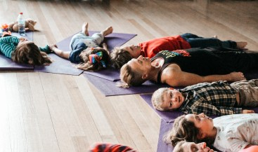 Shine Om offers Family Yoga in Canberra
