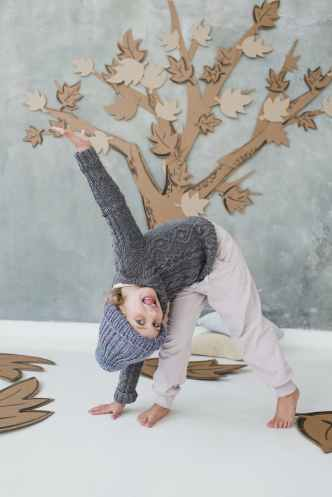Kids yoga supports your child's creativity.