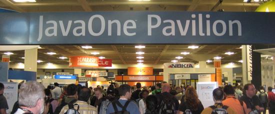 JavaOne Pavilion