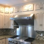 Shines Studios | Client White Kitchen Cabinet Paint Project
