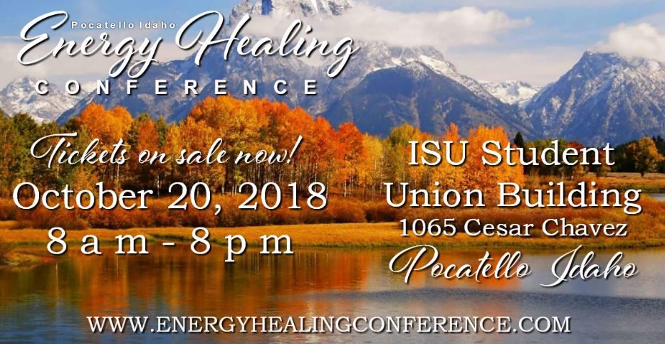 Pocatello Energy Healing Conference