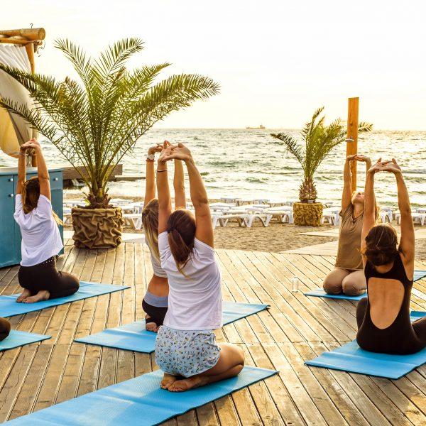 Yoga Retreat Shine Yoga Class