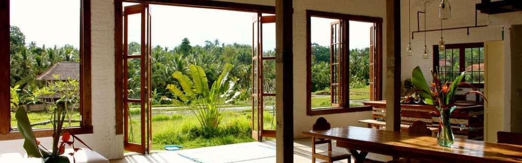 Beautiful Bali Yoga Retreat House