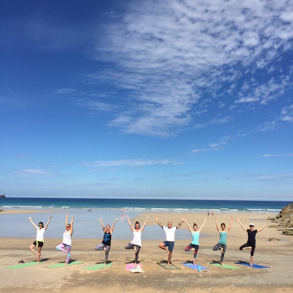 Yoga Classes Newquay