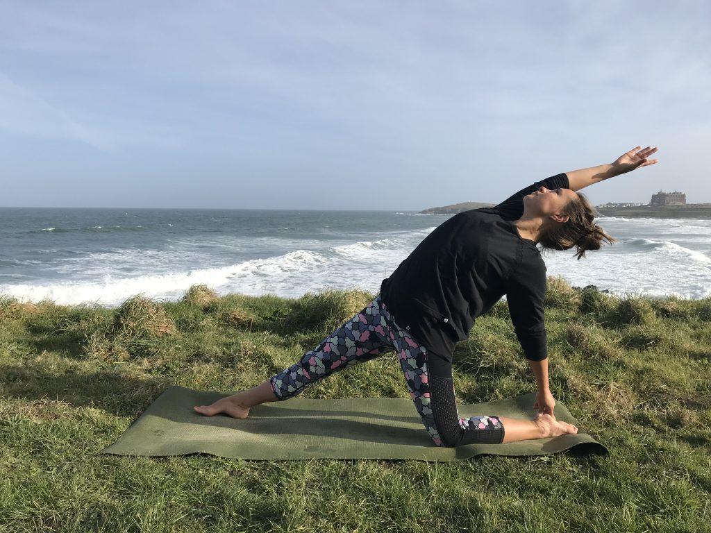 Spring Yoga Sequence - Shine Yoga