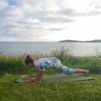 Hip Opening Yin Yoga Sequence
