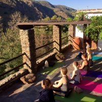 Yoga Retreat Andalucia Spain