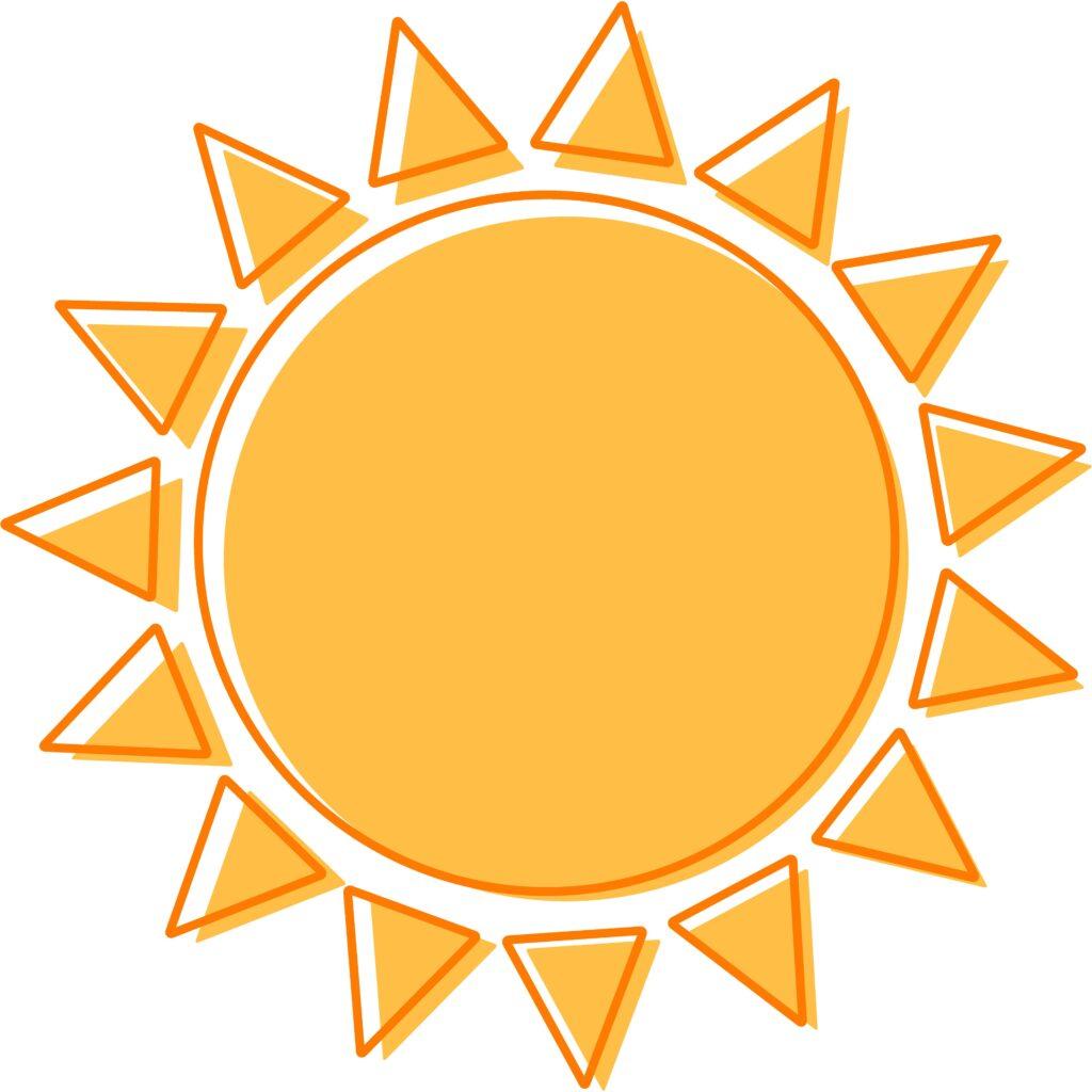 暑い日差し・・・せっかくだったら『ソーラーランタン』で太陽光を利用しよう!