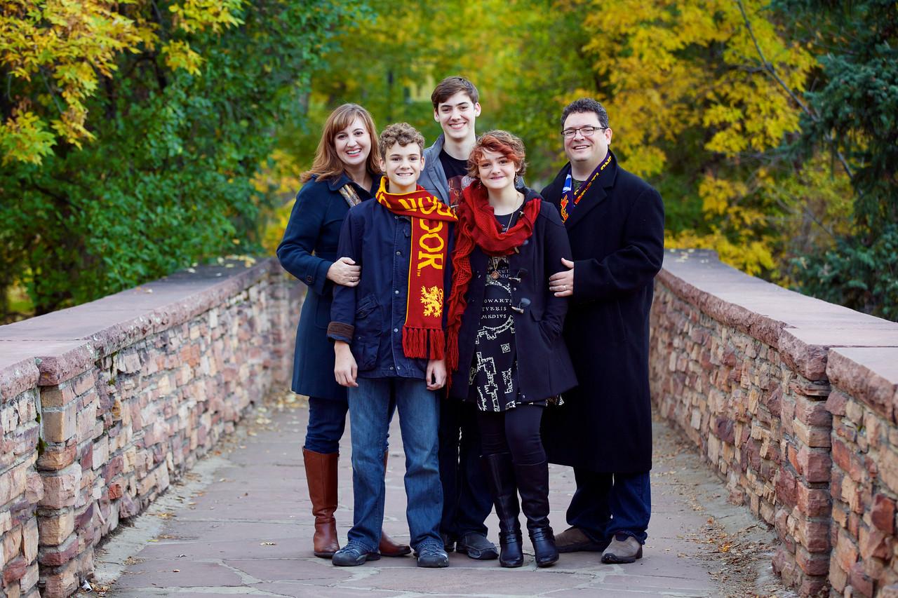 Dawn's family